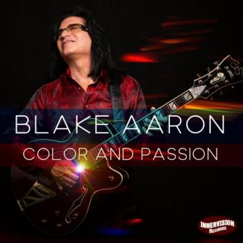 Blake Aaron - Color And Passion