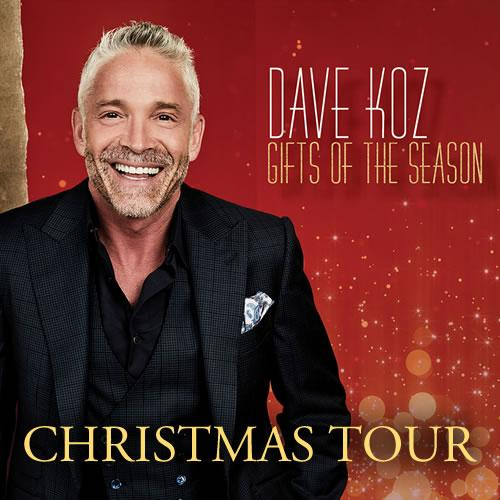 Dave Koz & Friends Christmas Tour 2020