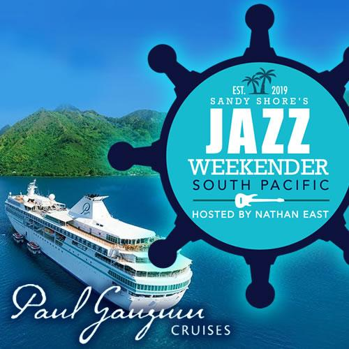 Sandy Shore's Jazz Weekender South Pacific
