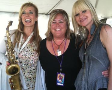 Sandy Shore with Candy Dulfer & Mindi Abair 2011