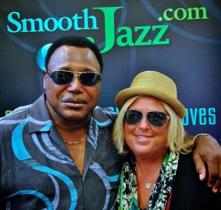 Sandy Shore with George Benson 2014