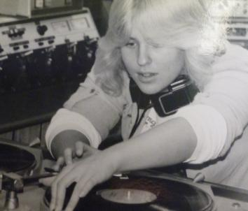Sandy Shore Early Radio Days 1980